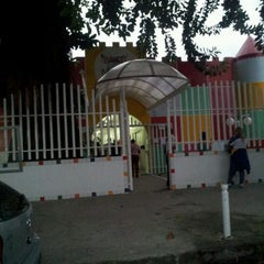 Photo taken at Colegio Alfa CEM Bilingue by Newton G. on 4/27/2012