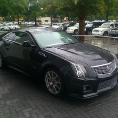 Photo taken at Ed Morse Cadillac by Brian M. on 4/21/2012