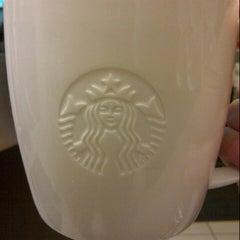Photo taken at Starbucks by April M. on 8/18/2012
