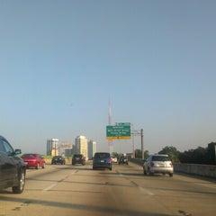 Photo taken at Interstate 95 by Bryen G. on 9/5/2012