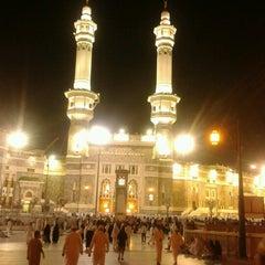 Photo taken at MASJIDIL HARAM by Alauddin on 7/10/2012