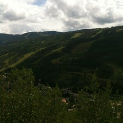 Photo taken at North trail by Anna G. on 7/7/2012