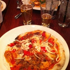 Photo taken at Ella's Wood-Fired Pizza by Jeff F. on 8/4/2012