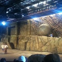 Photo taken at Indiana Jones Epic Stunt Spectacular! by Pablo M. on 6/2/2012