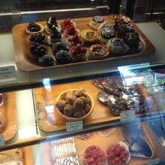 Photo taken at Cafe Moka by Ksenia Z. on 5/21/2012