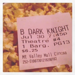Photo taken at Mountain Valley Cinema by April S. on 7/30/2012