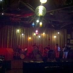 Photo taken at Hip Kitty Jazz & Fondue by Wendy N. on 4/30/2012