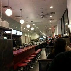 Photo taken at Majestic Diner by John B. on 3/30/2012