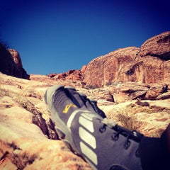Photo taken at Red Rock Canyon National Conservation Area by Bryan A on 3/3/2012