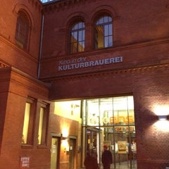 Photo taken at Kino in der Kulturbrauerei by Alex A. on 7/30/2012