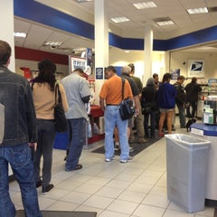 Photo taken at US Post Office by Justin S. on 4/6/2012