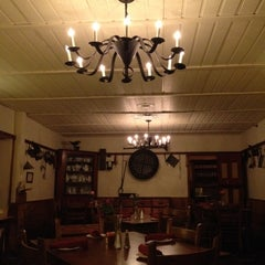 Photo taken at The Golden Lamb by Michelle F. on 3/19/2012