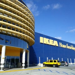 Photo taken at IKEA by Michael M. on 3/1/2012