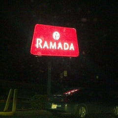 Photo taken at Ramada Norcross by Amanda C. on 3/9/2012