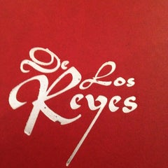 Photo taken at Restaurant De los Reyes by Leonardo T. on 2/16/2012