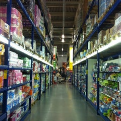 Photo taken at Selgros Cash&Carry by Maria M. on 8/18/2012
