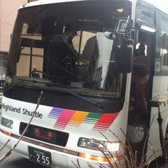 Photo taken at 松本バスターミナル by Hiroshi T. on 3/18/2012