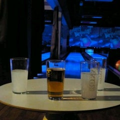 Photo taken at Skybowl by Lendrit P. on 3/2/2012