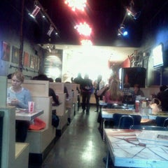 Photo taken at BGR - The Burger Joint by Pheebs Y. on 2/4/2012