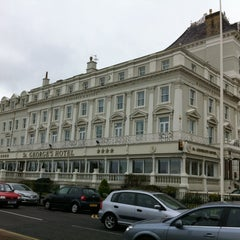 Photo taken at St George's Hotel by Craig John L. on 5/19/2012