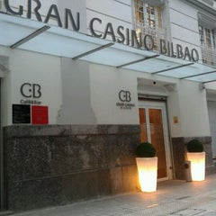 Photo taken at Gran Casino Bilbao by Rakel G. on 6/9/2012
