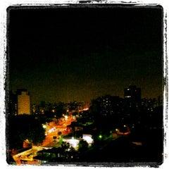 Photo taken at Avenida Santo Amaro by Richard M. on 4/7/2012