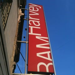Photo taken at BAM Harvey Theater by Dane P. on 5/16/2012