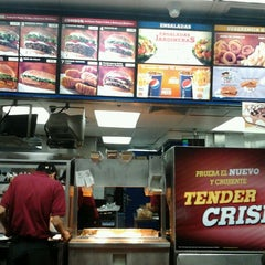 Photo taken at Burger King by Jose Antonio D. on 4/14/2012