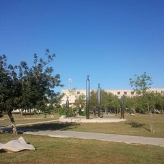 Photo taken at UIB - Universitat de les Illes Balears by Aina E. on 5/11/2012