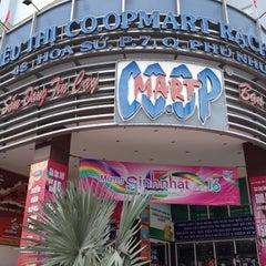 Photo taken at Co.opmart Rạch Miễu by Châu Đ. on 5/1/2012