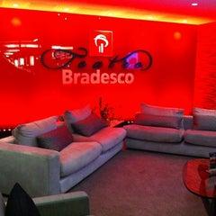 Photo taken at Teatro Bradesco by Marcelo S. on 7/8/2012
