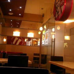 Photo taken at KFC by Alexander I. on 4/18/2012