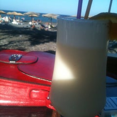 Photo taken at White Beach Cocktail Bar by Patricia K. on 8/20/2012