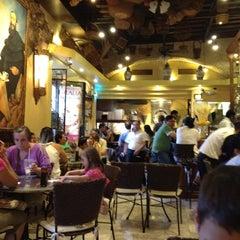 Photo taken at San Agustín. Chocolate y Churros by Jorge D. on 4/3/2012