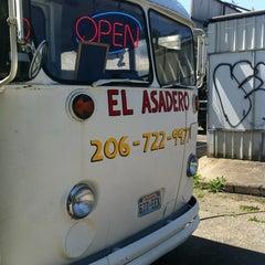 Photo taken at Tacos El Asadero by Shane S. on 7/8/2012