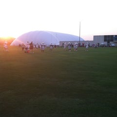 Photo taken at Saint Thomas Sports Park by Todd C. on 8/15/2012