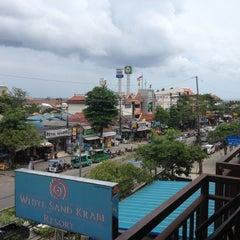 Photo taken at White Sand Krabi Resort by Ah'FameZ J. on 8/3/2012