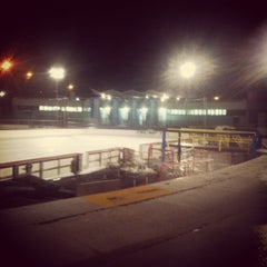 Photo taken at Lasker Pool & Ice Rink by Daniel G. on 2/16/2012