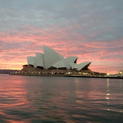 Photo taken at Circular Quay Ferry Terminal by melinda on 6/15/2012