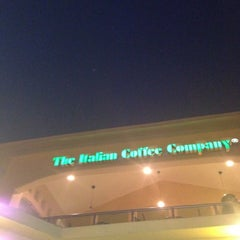 Photo taken at Italian Coffee Company by Paul H. on 5/13/2012