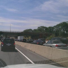 Photo taken at Interstate 278 (Staten Island Expy) by Russell K. on 7/5/2012