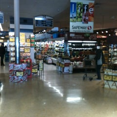 Photo taken at Safeway by Jimmy W. on 5/5/2012