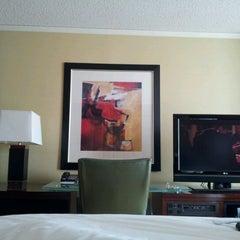 Photo taken at Renaissance Charlotte SouthPark Hotel by Tia B. on 7/6/2012