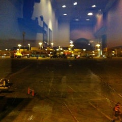 Photo taken at Concourse C by Marvin O. on 3/8/2012