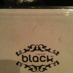 Photo taken at BLACK BAR by Jose Luis G. on 5/13/2012