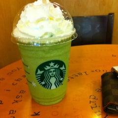 Photo taken at Starbucks (สตาร์บัคส์) by Nikorn L. on 3/7/2012