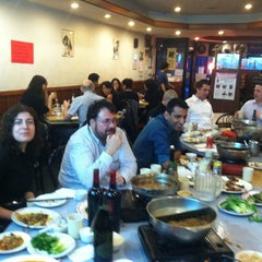 Photo taken at Grand Sichuan by Cristina G. on 4/24/2012
