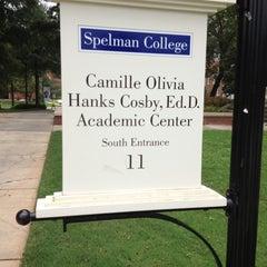 Photo taken at Spelman College by Miss Nellom on 9/4/2012