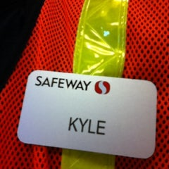 Photo taken at Safeway by Kyle on 8/2/2012