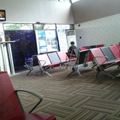 Photo taken at Supadio International Airport (PNK) by Betty F. on 7/31/2012